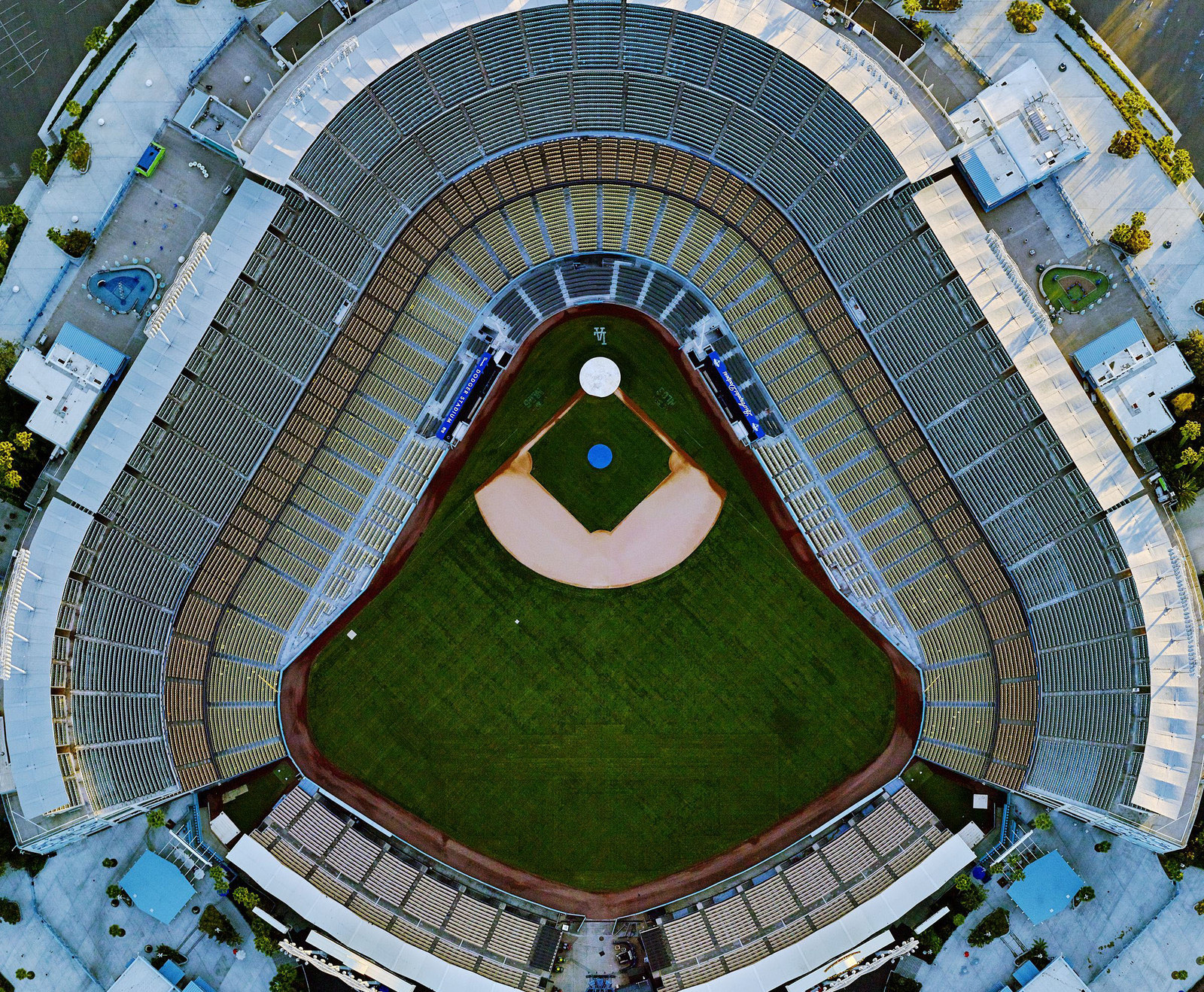 Estadio de los Dodgers