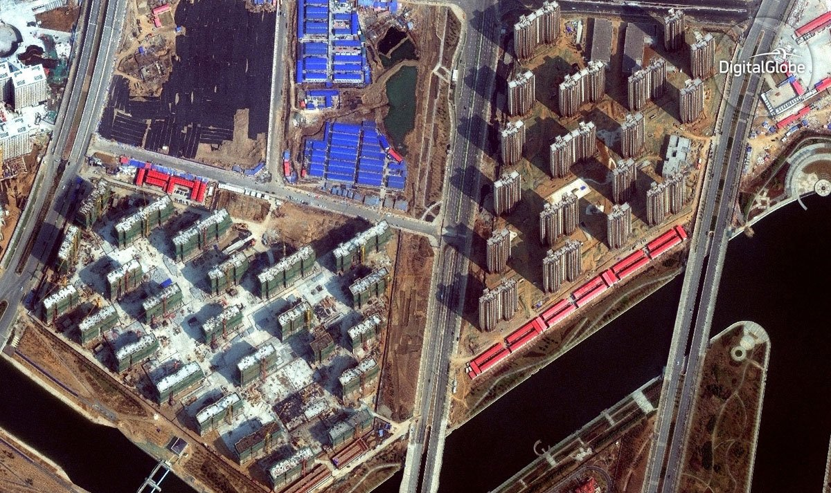 Ciudad de Zhengdong (China)