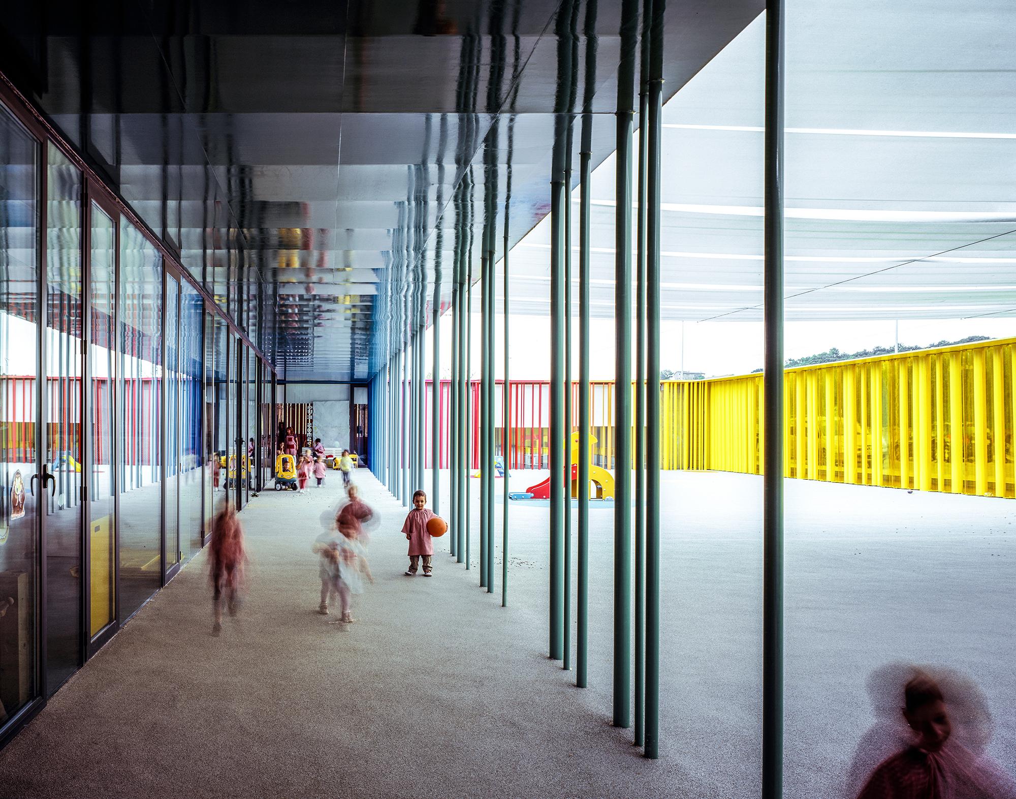 Escuela infantil El petit Comte (Besalú, Girona)