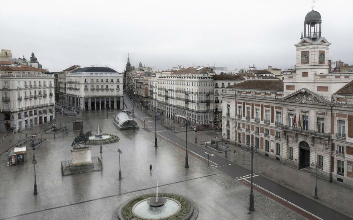 Casas de ensue o idealista news for Gran via puerta del sol madrid