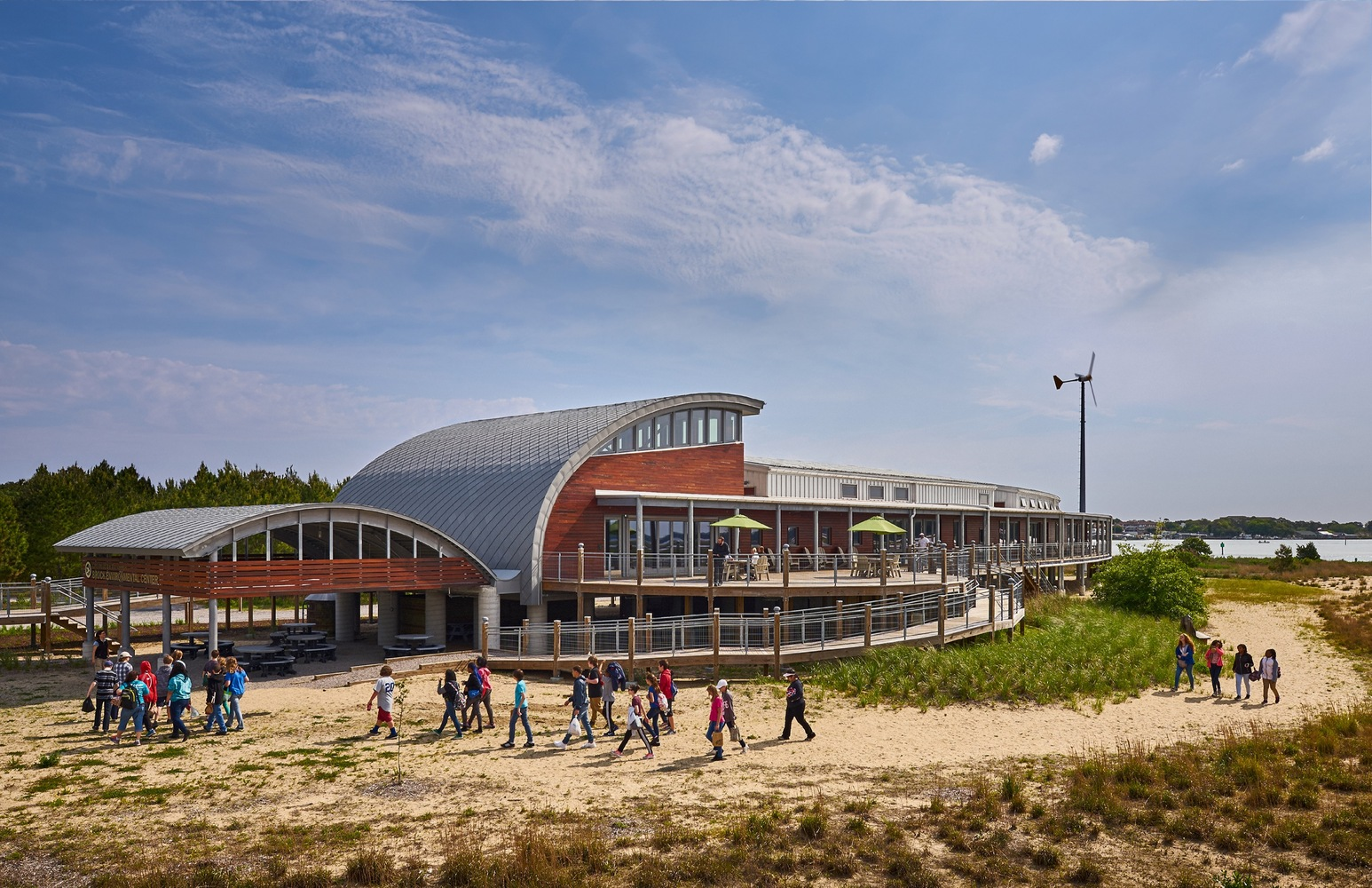 Brock Enviromental Center (Virginia Beach, Virginia – EEUU)
