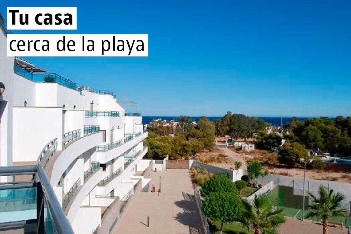 Tu casa cerca de la playa