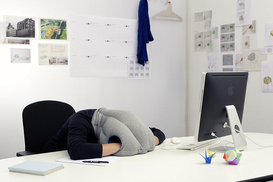Ostrich Pillow