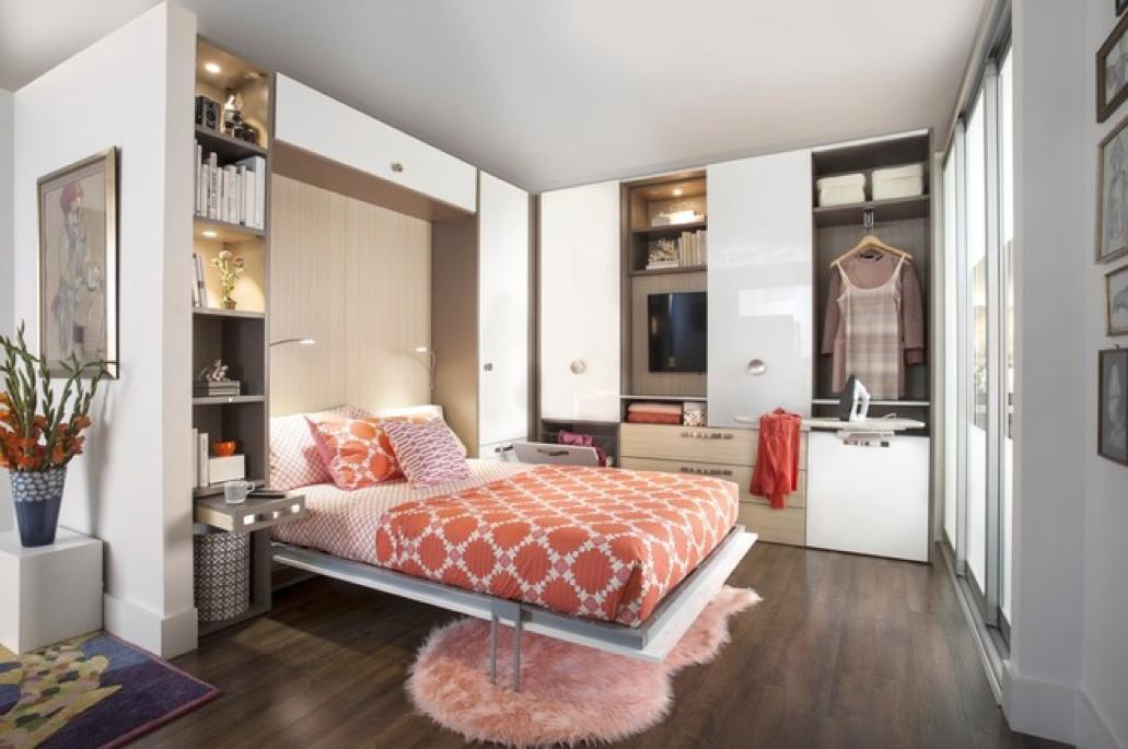 3. Elige una cama plegable, vista y no vista