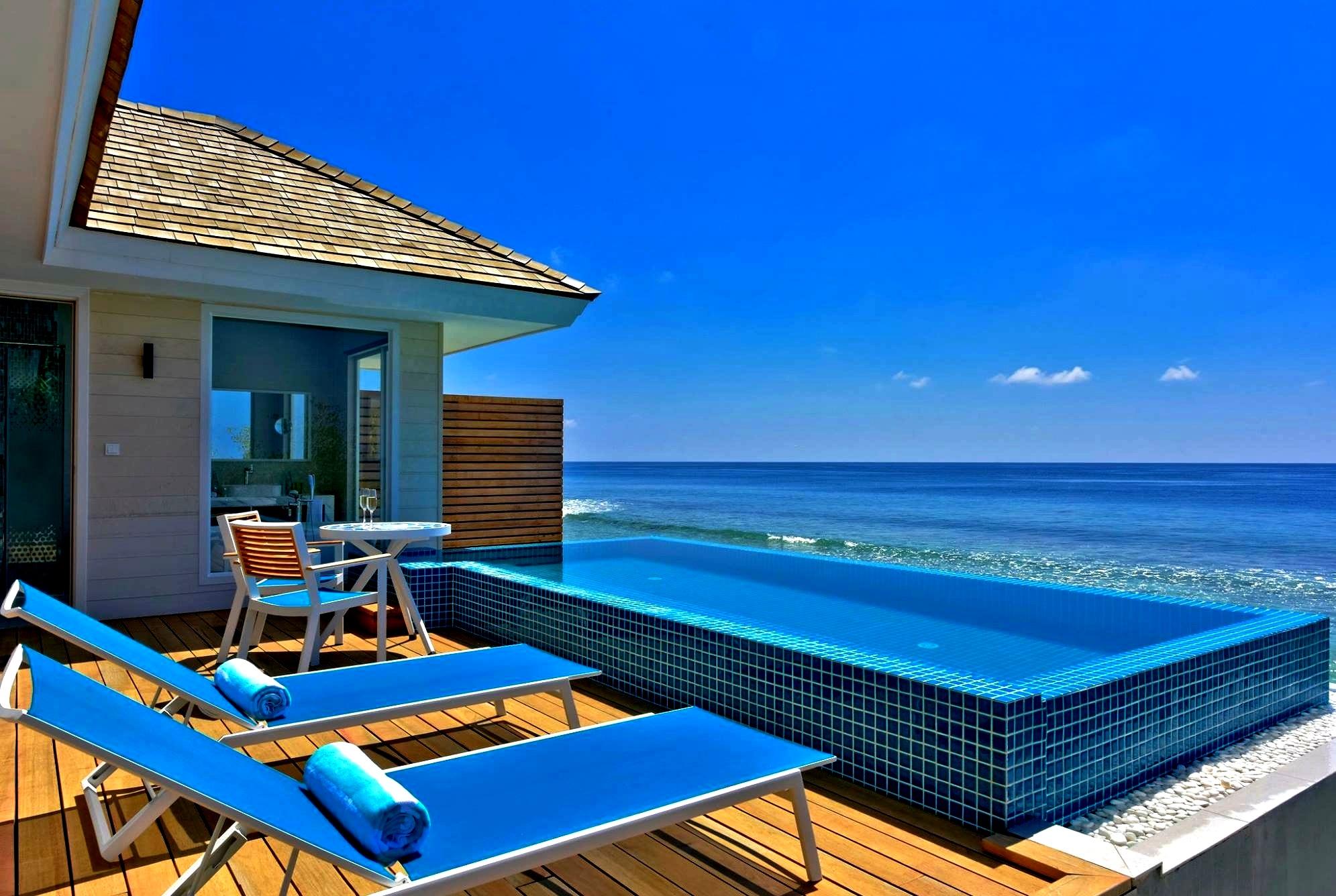 Hoteles con encanto el para so existe y est en las for Conrad maldives precios