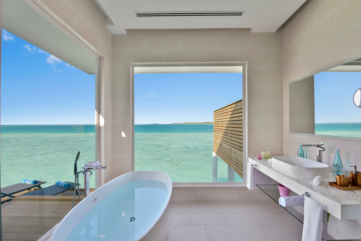 Hoteles con encanto el para so existe y est en las for Hoteles en el agua maldivas