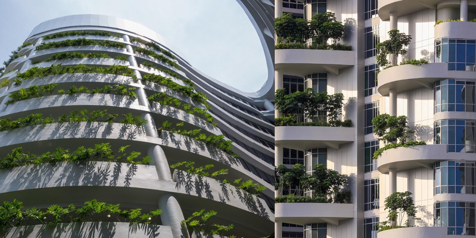 Estos son los 10 edificios m s verdes de 2017 for Progetti architettura on line