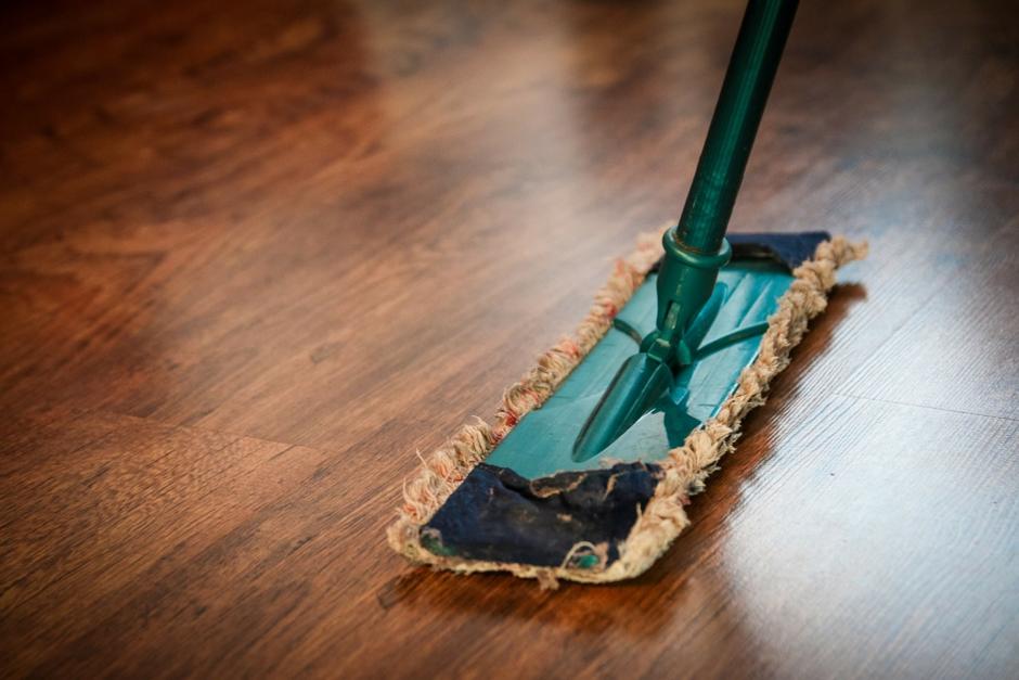 A esta casa le hace falta una limpieza general
