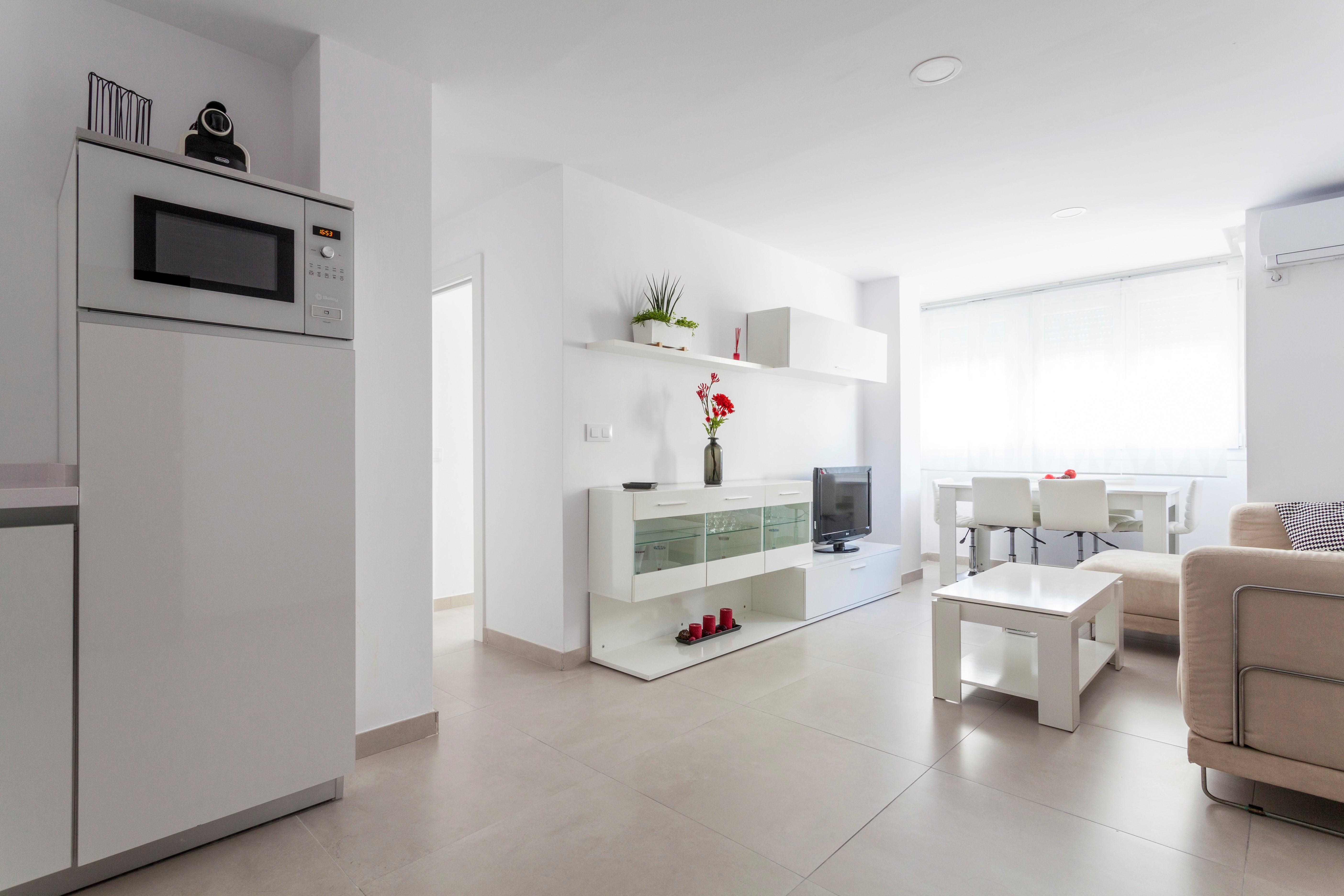 Apartamento en el barrio de Triana, Sevilla