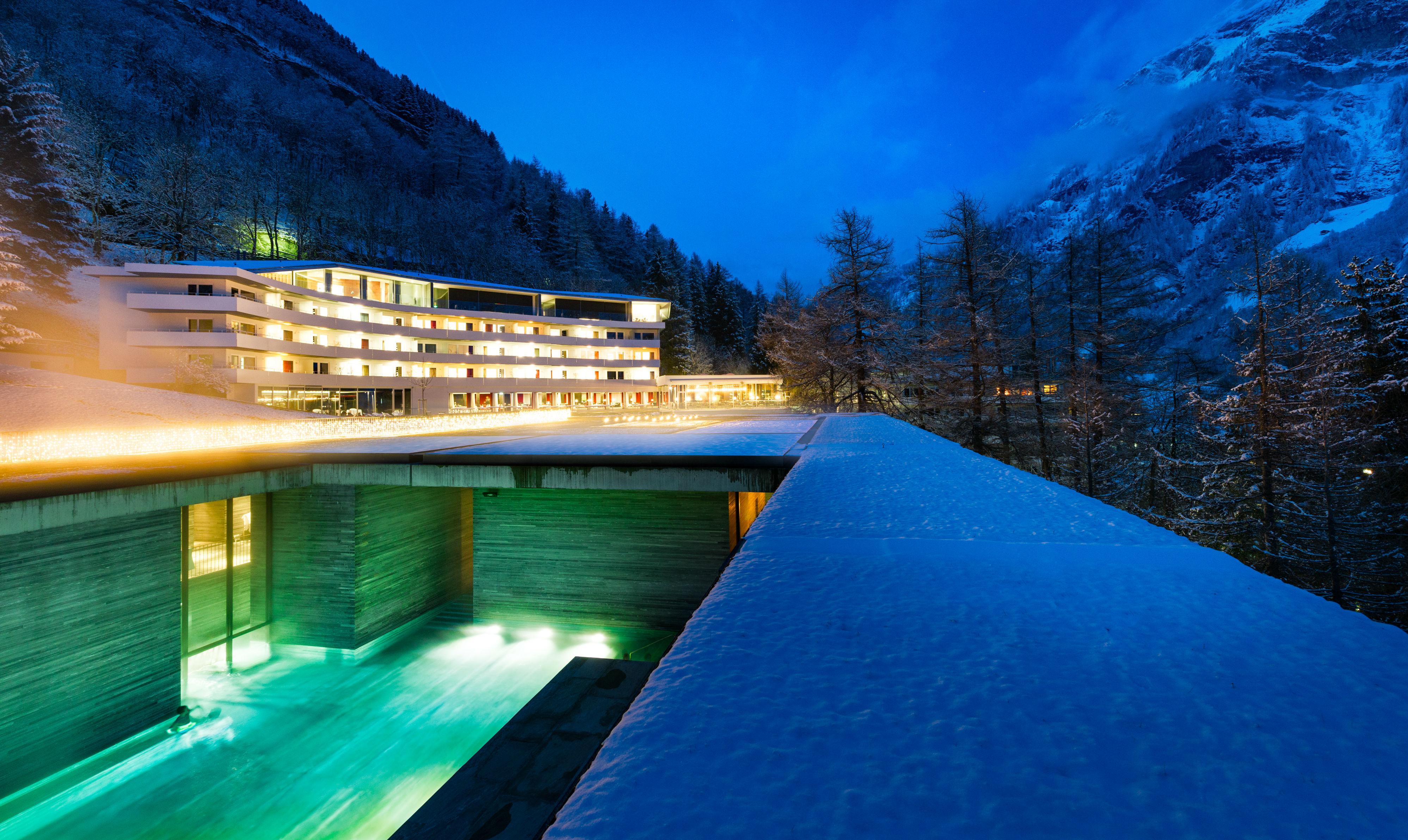 Hoteles con encanto la piscina con las mejores vistas del planeta idealista news - Hoteles con encanto y piscina ...