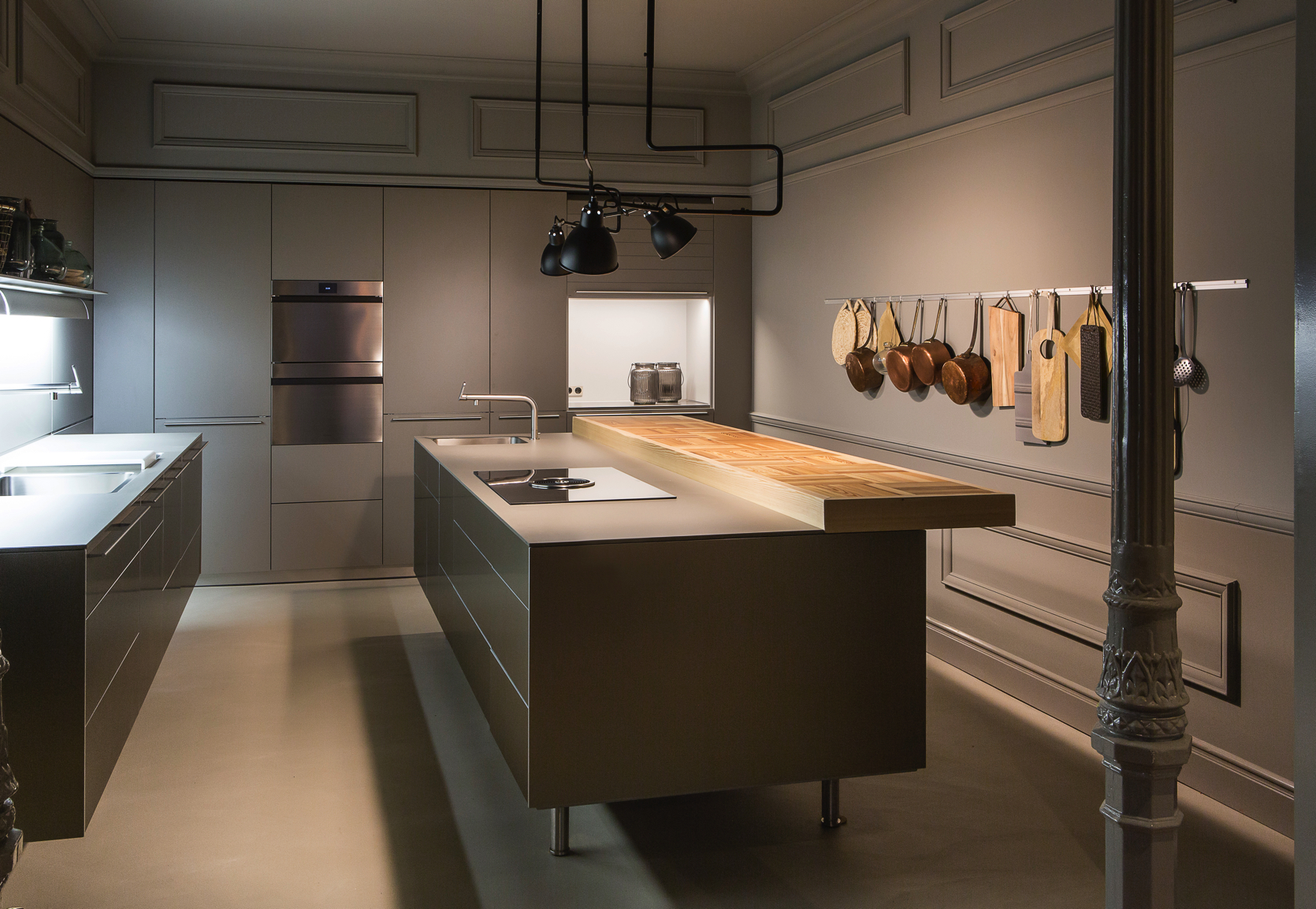 Cocina-office, Estudio O'Donnell14