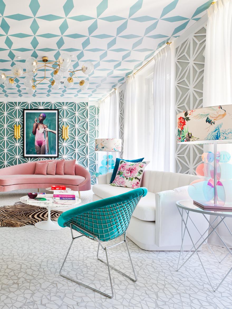 el 39 arte 39 del interiorismo para mimar donde vivimos tendencias de moda en casa decor 2017. Black Bedroom Furniture Sets. Home Design Ideas