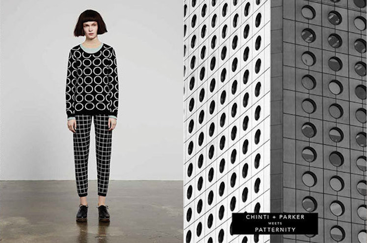 Chinti & Parker Meets Patternity 2013