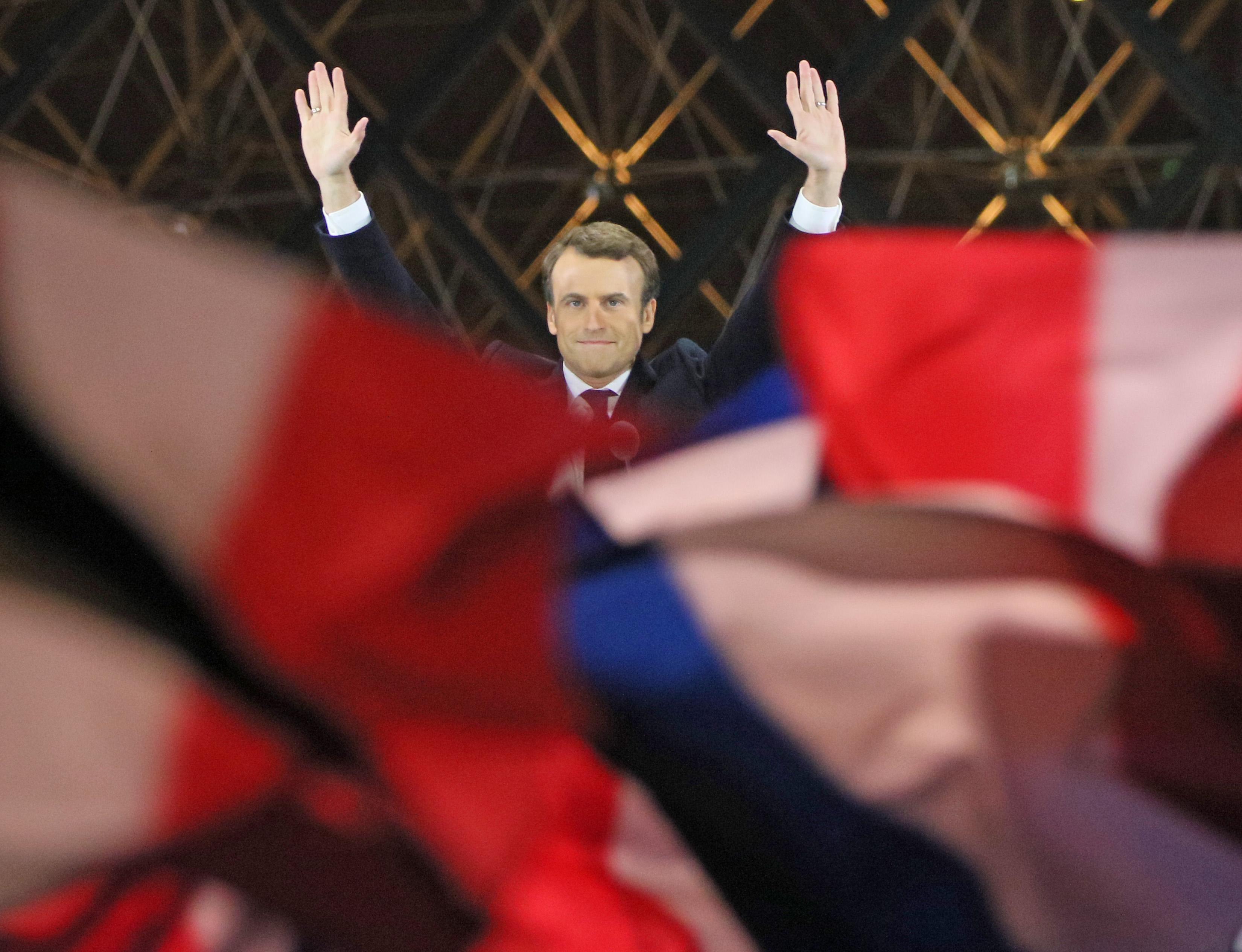 Emmanuel Macron gana las elecciones presidenciales en Francia