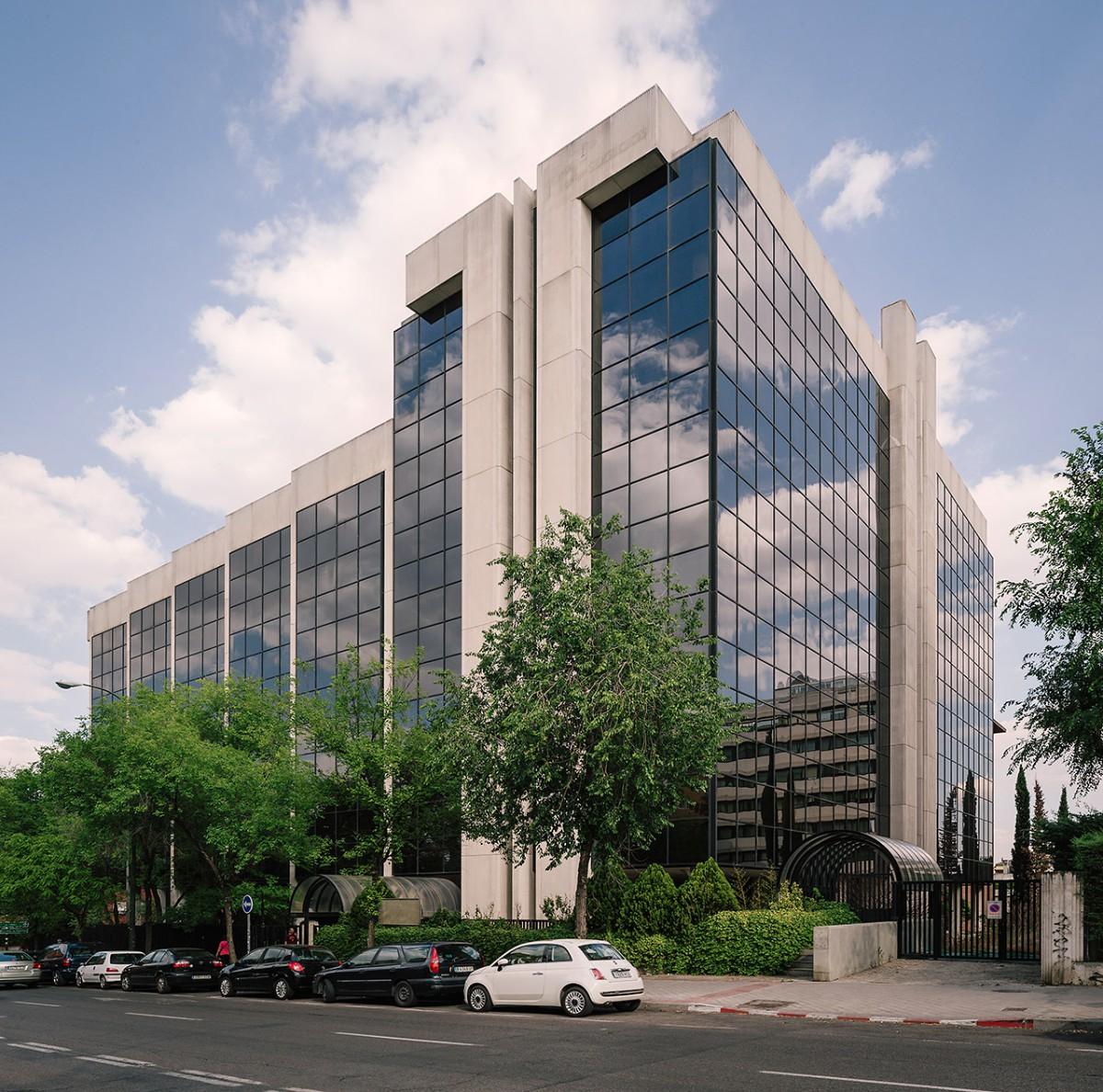Wizink un banco con una divertida oficina al estilo for Edificio oficinas