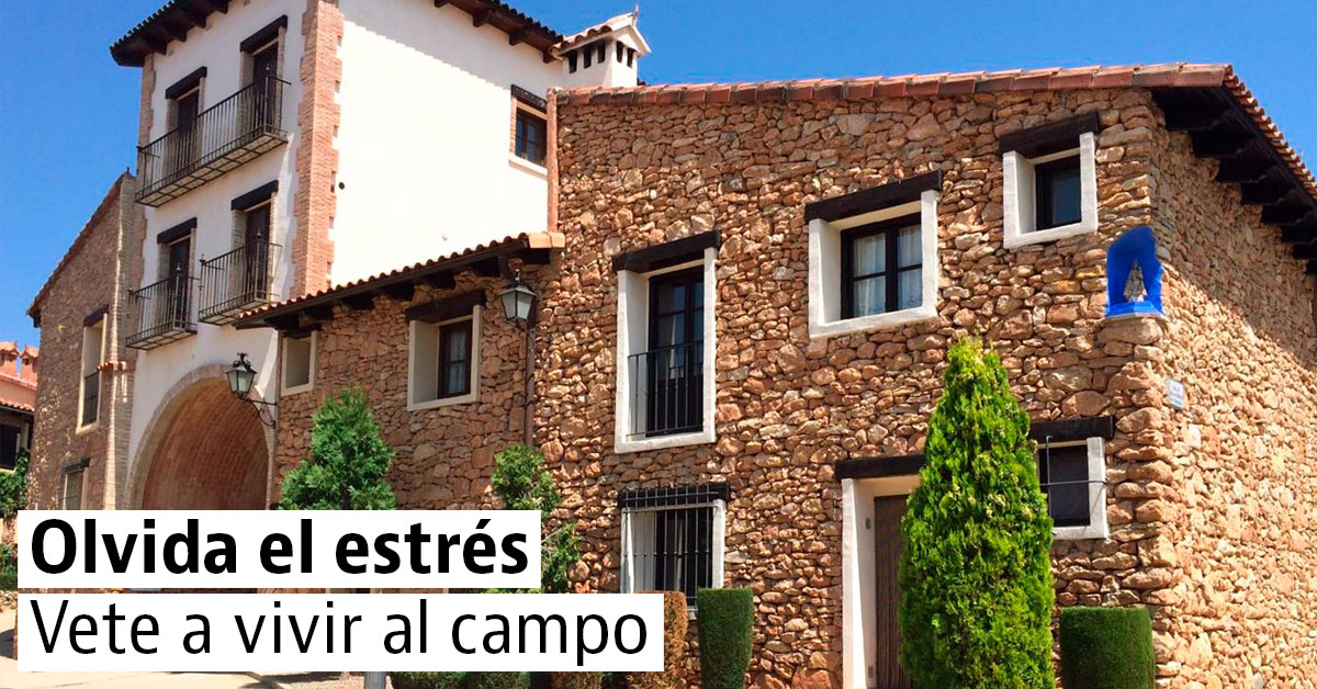 15 casas r sticas baratas en venta idealista news - Top casas rurales espana ...