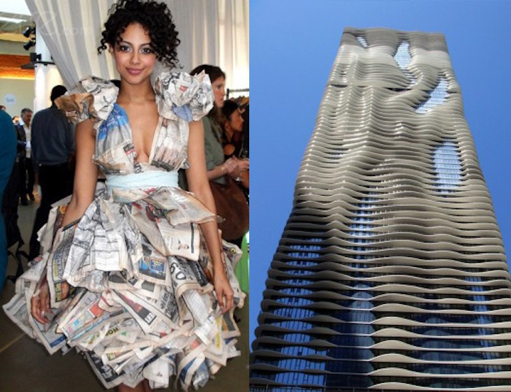 ara Miller 2010 | Jeanne Gang, Aqua Tower de Chicago
