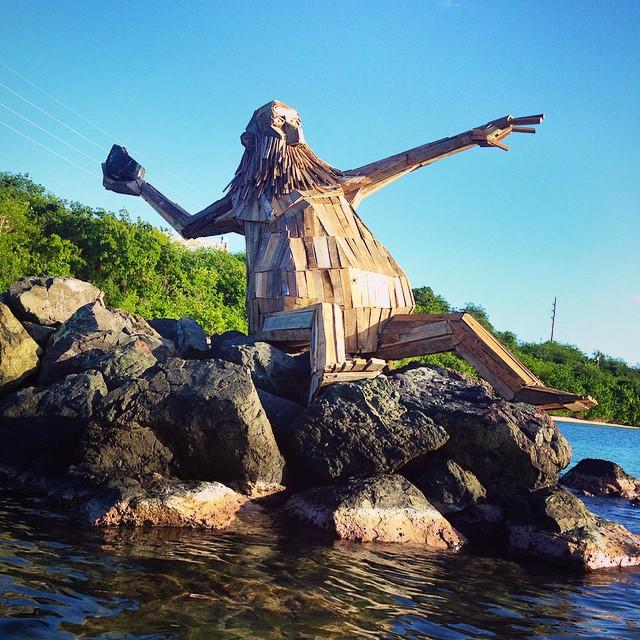 Hector el protector (Culebra, Puerto Rico)