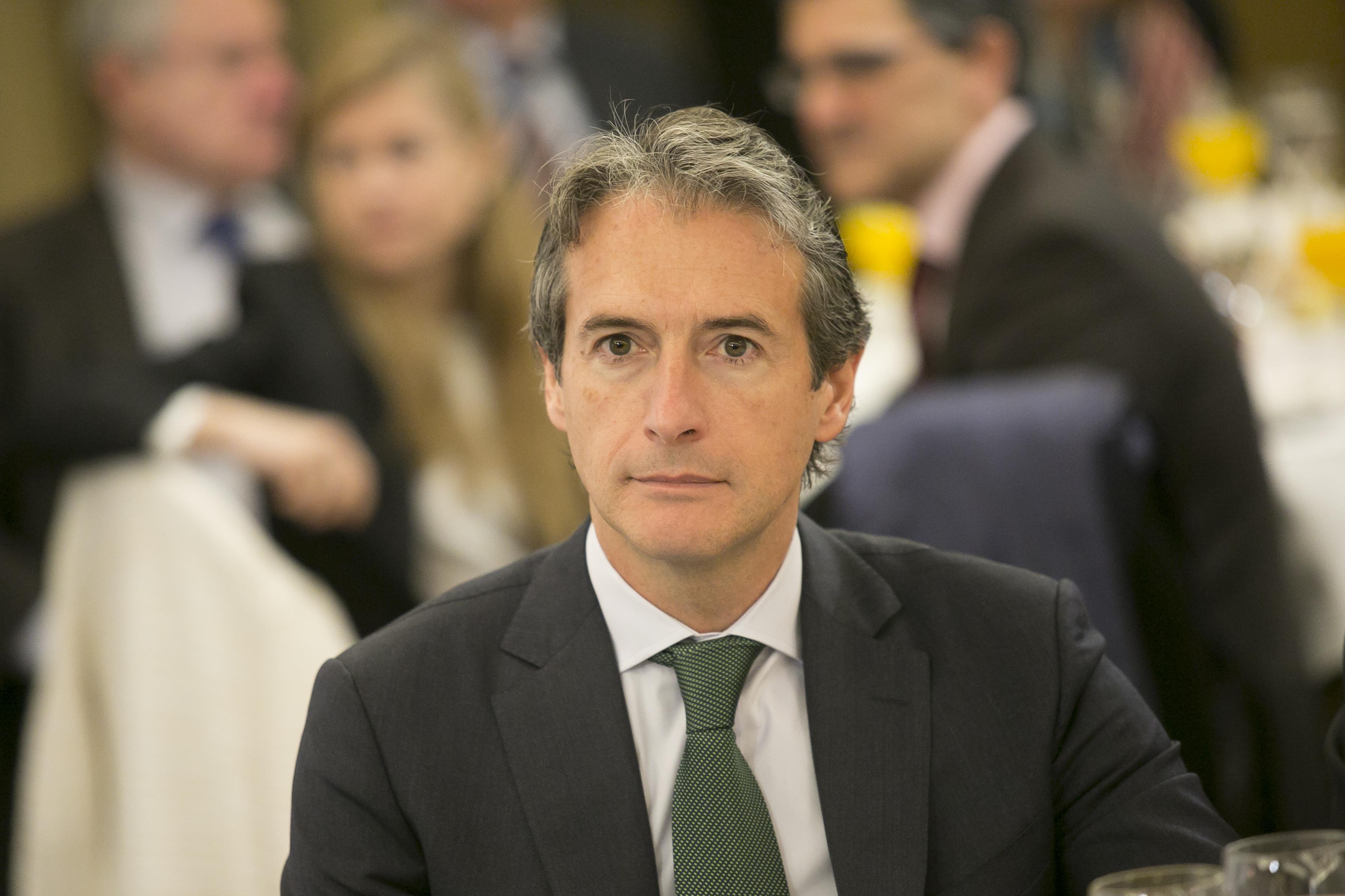 Íñigo de la Serna, ministro de Fomento  / Gtres