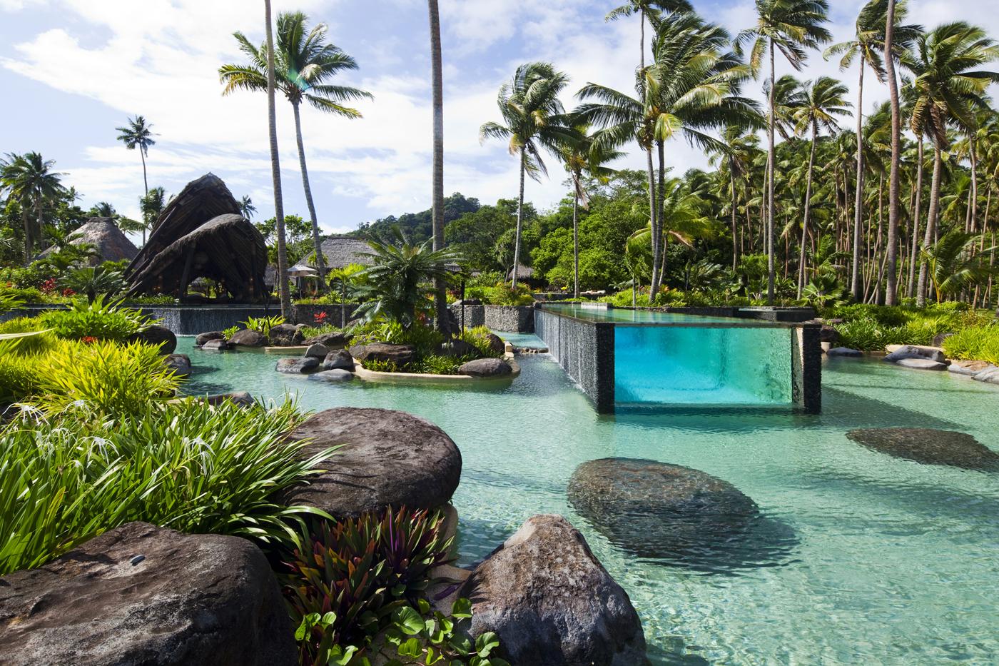 Laucala Island Resort