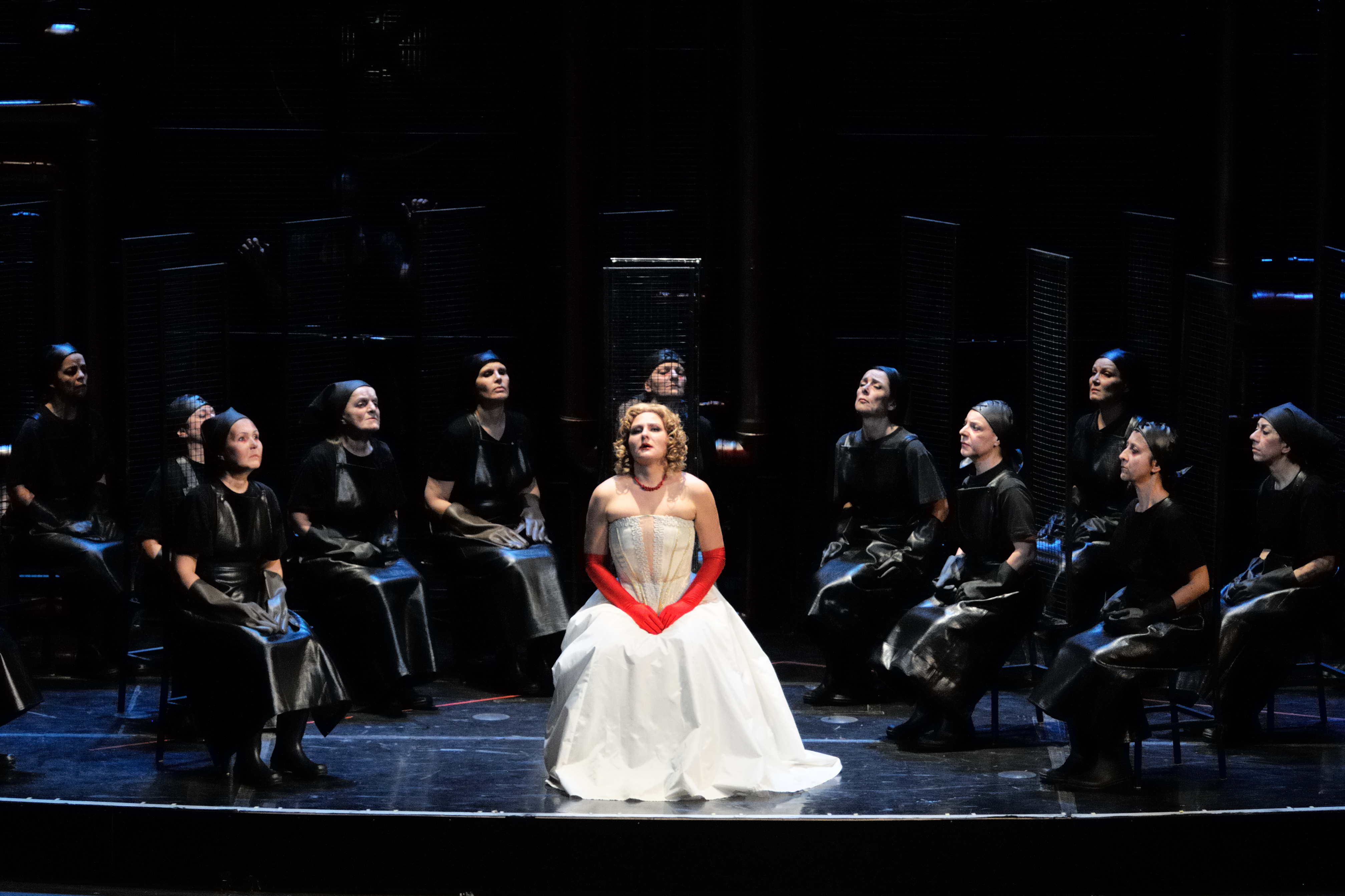 'Macbeth' de Verdi, en el Teatro Real de Madrid