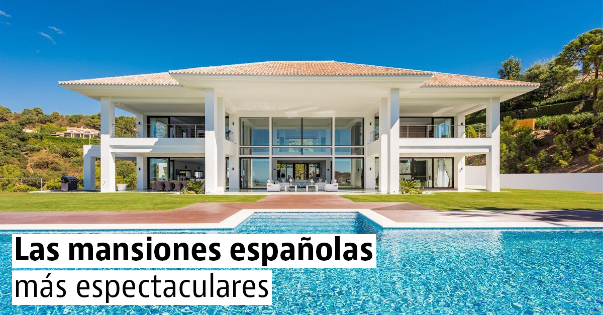Pisos de lujo idealistanews las casas de lujo ms deseadas de espaa thecheapjerseys Choice Image