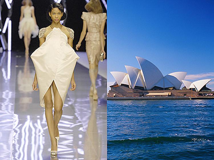 Alexander McQueen Spring 2008 | Sydney Opera House
