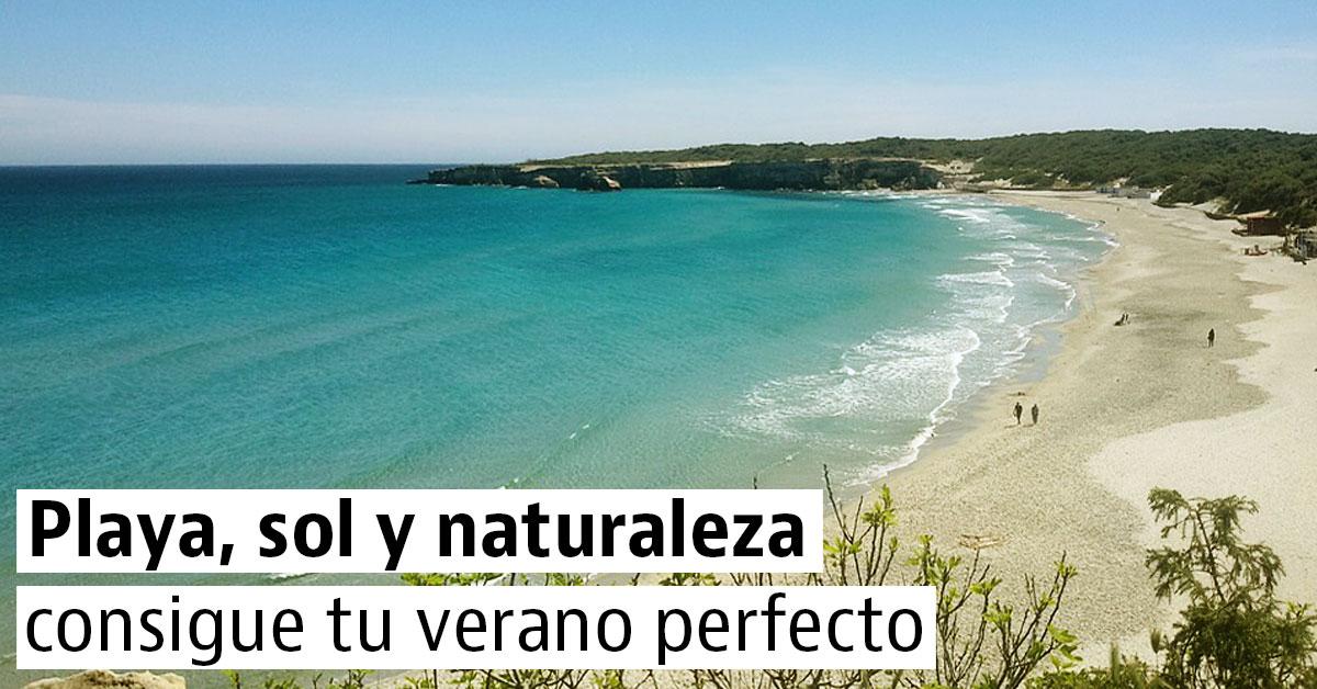 Playa, sol y naturaleza consigue tu verano perfecto