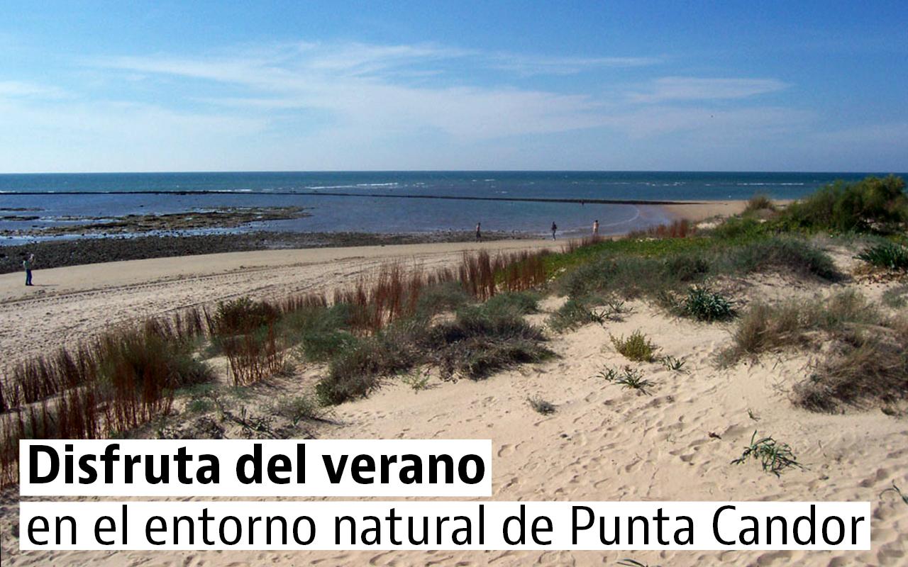 Las mejores playas de España: Punta Candor en Rota