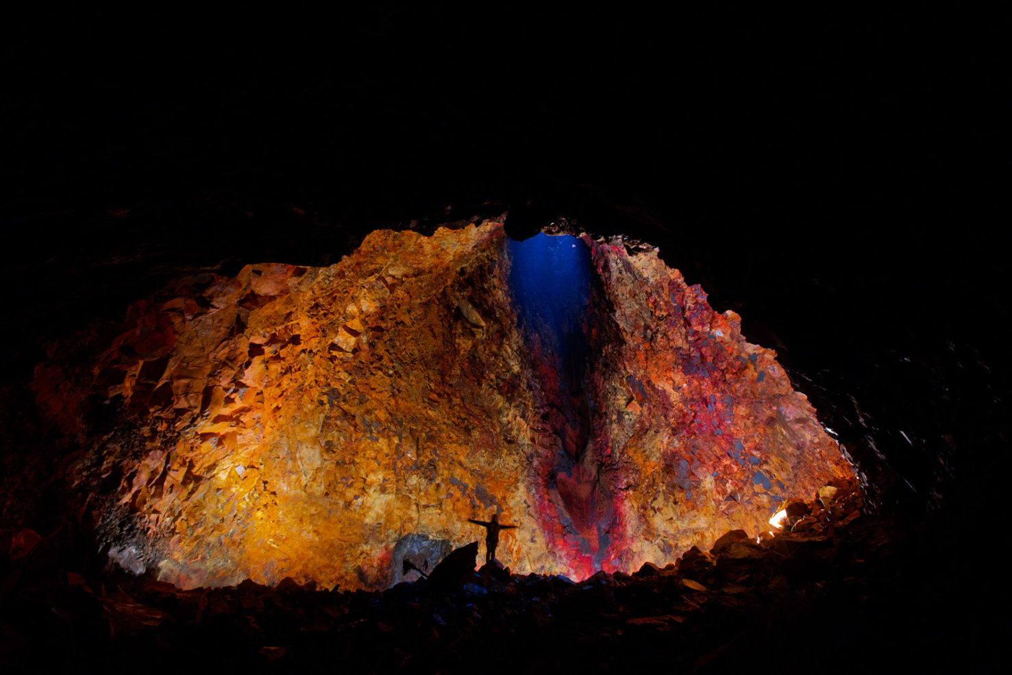 Secret Solstice - volcánThrihnukagigur (Reikiavik, Islandia) del 15 al 18 de junio