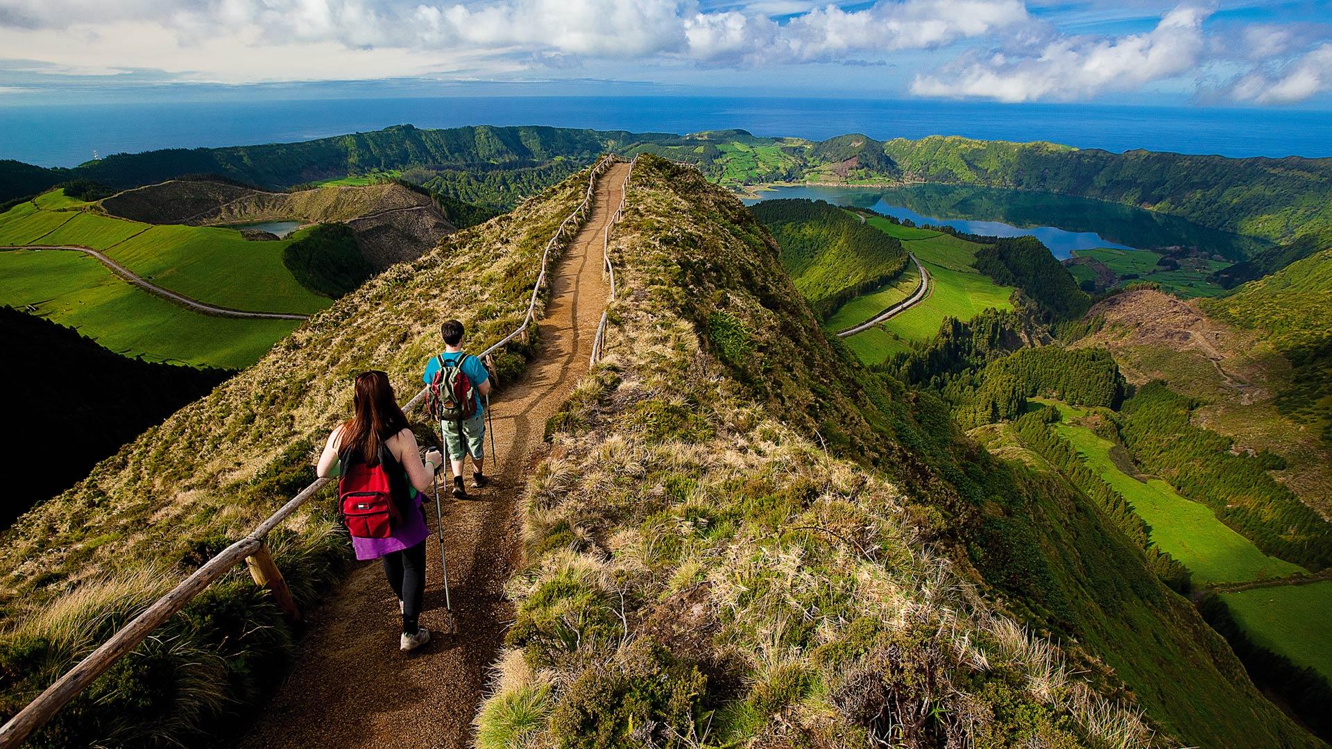 Vista do Rei, isla de Sao Miguel, Azores