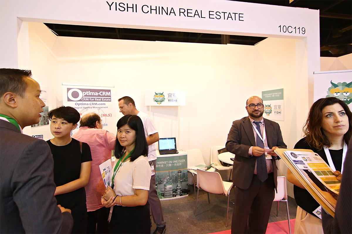 YI SHI Chian Real Estate, o como atraer al inversor chino a España