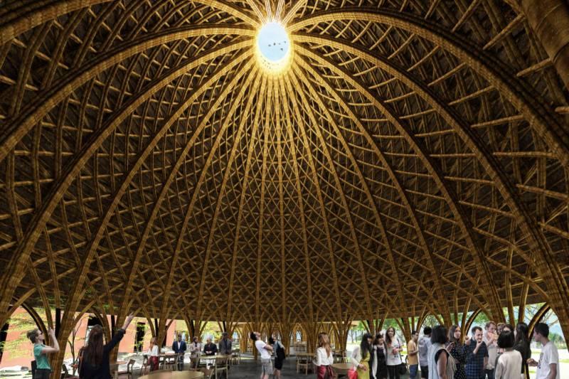Increíbles cúpulas