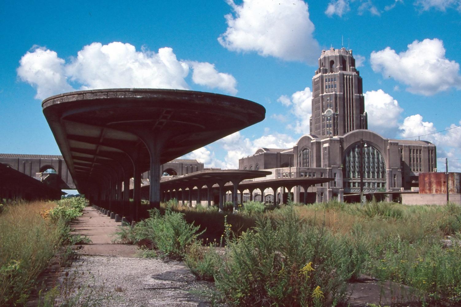 Estación Central de Buffalo (EEUU)