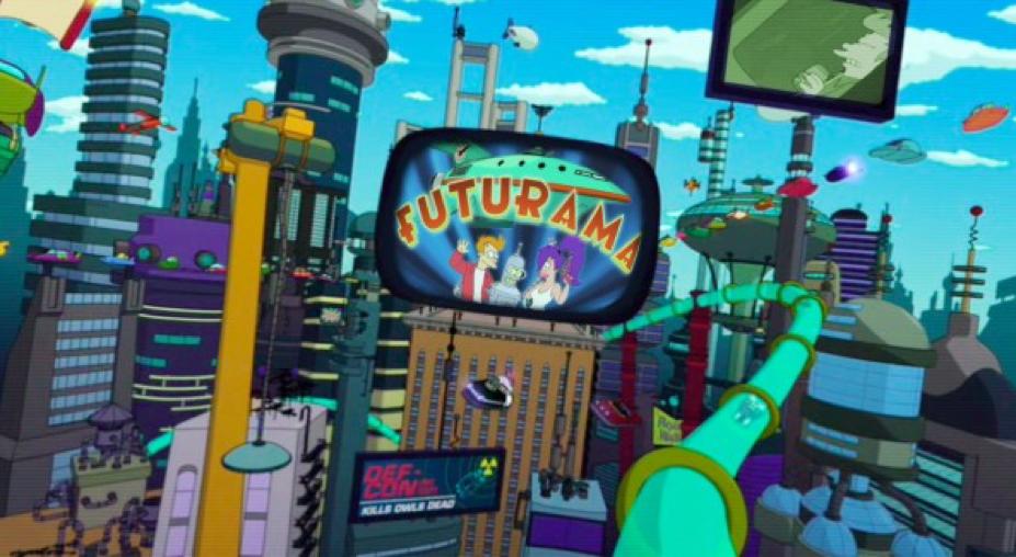 El asentamiento del futuro