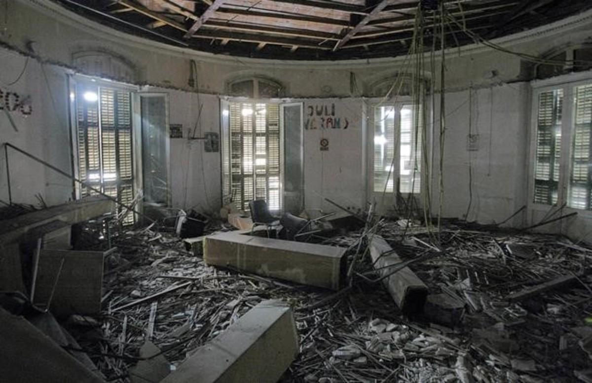 La Rotonda, una reforma con historia: de antigua casa del