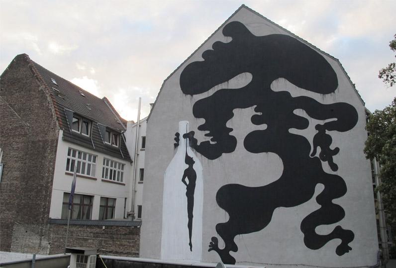 El genio del borracho, Colonia (Alemania)