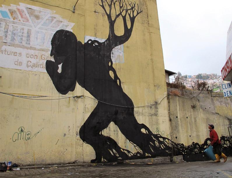 El portador, Quito (Ecuador)
