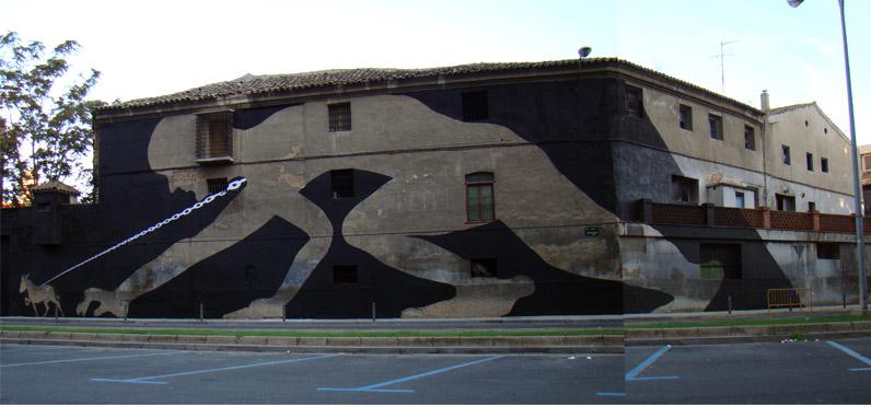 El trabajo, Tudela (Navarra)