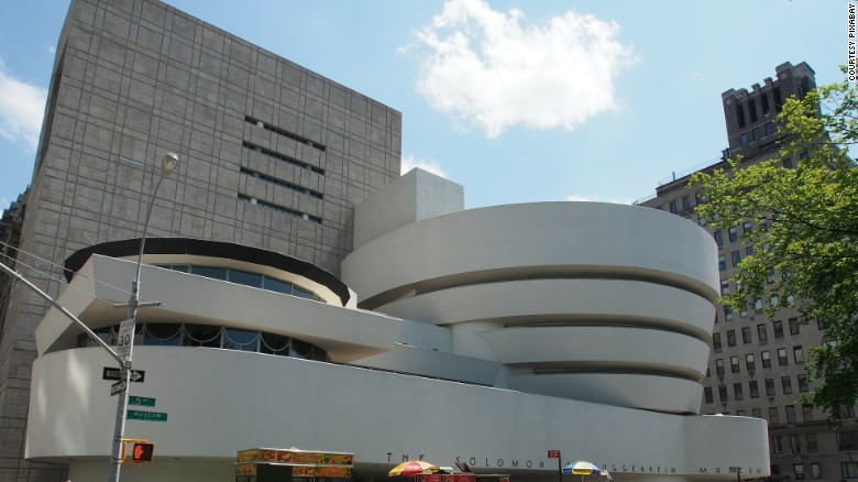 Mueso Guggenheim de Nueva York