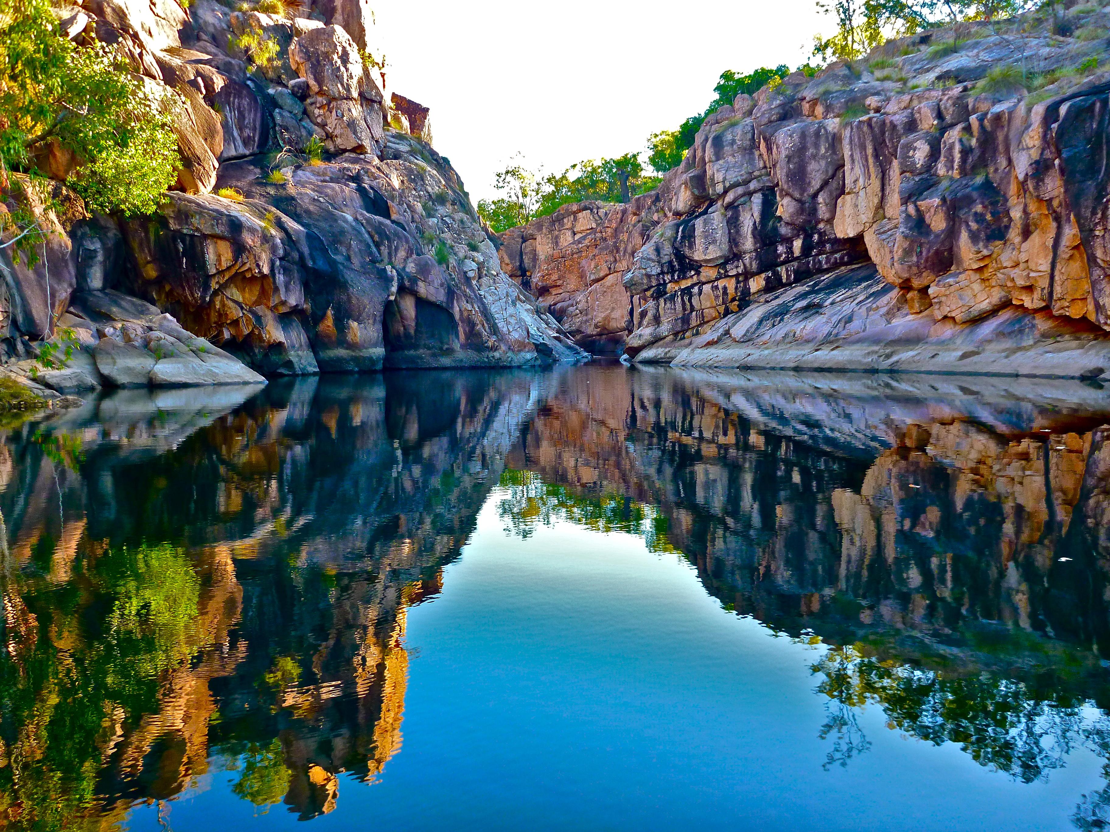 Gunlom Falls (Parque Nacional de Kakadu, Australia)