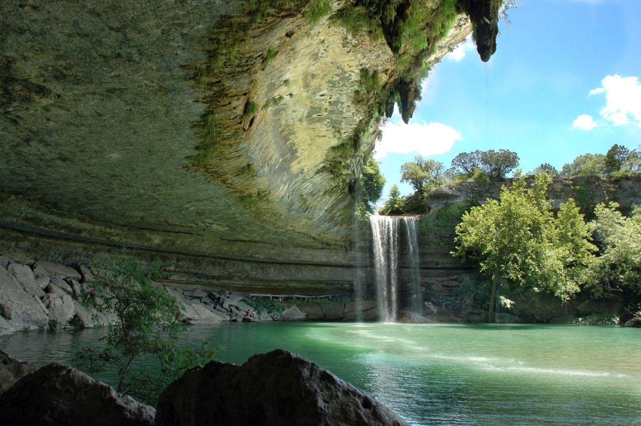 Hamilton Pool Preserve (Texas, EEUU)