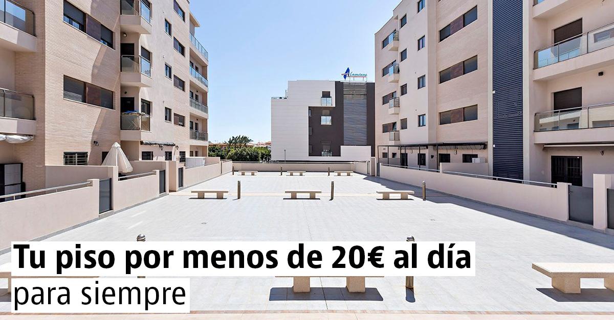 Pisos con terraza en las principales ciudades espa olas for Piso idealista madrid