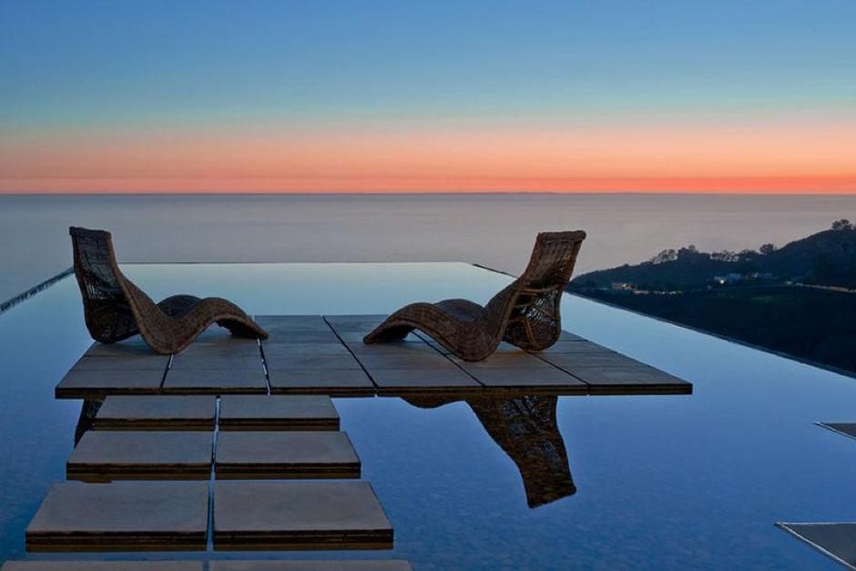 Un espectacular mirador con vistas al horizonte