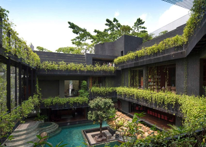 Cornwall Gardens, Singapore, by Chang Architects