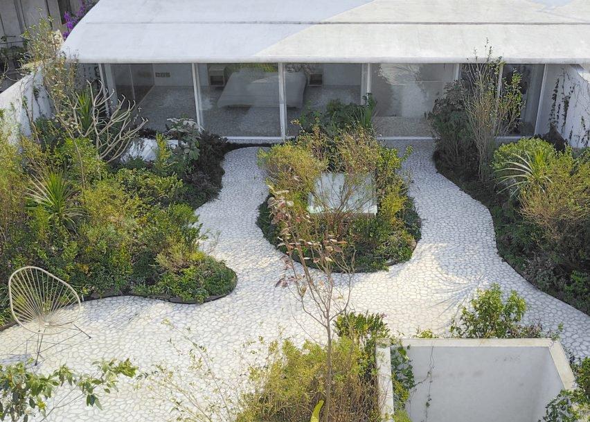 Casa Verne, Mexico, by Zeller & Moye