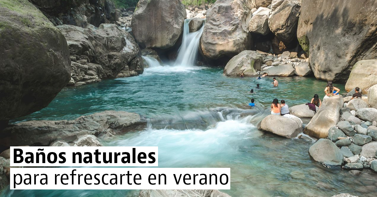 9 piscinas naturales para disfrutar en verano grupo rmi for Piscinas naturales sevilla