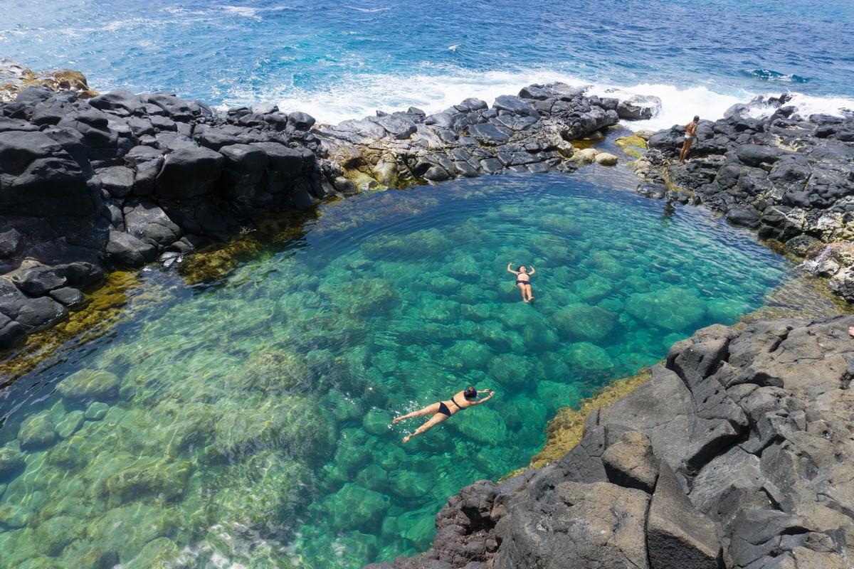 Queen's Bath (Kauai, Hawaii)