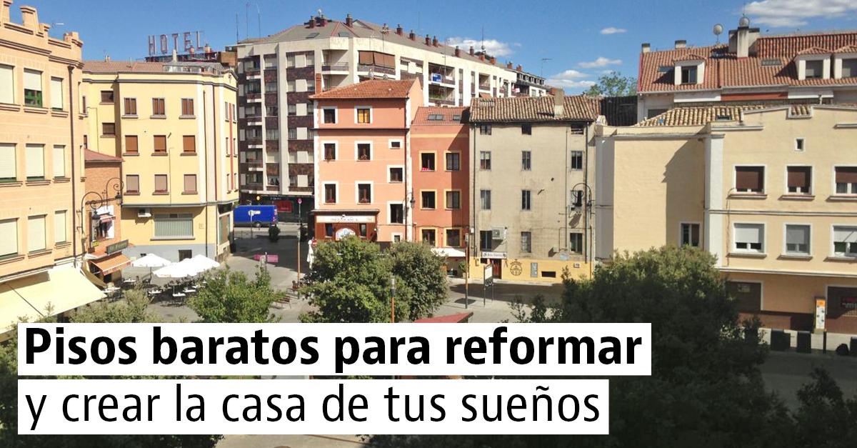 10 palacios y castillos en venta baratos idealista news for Reforma piso barato