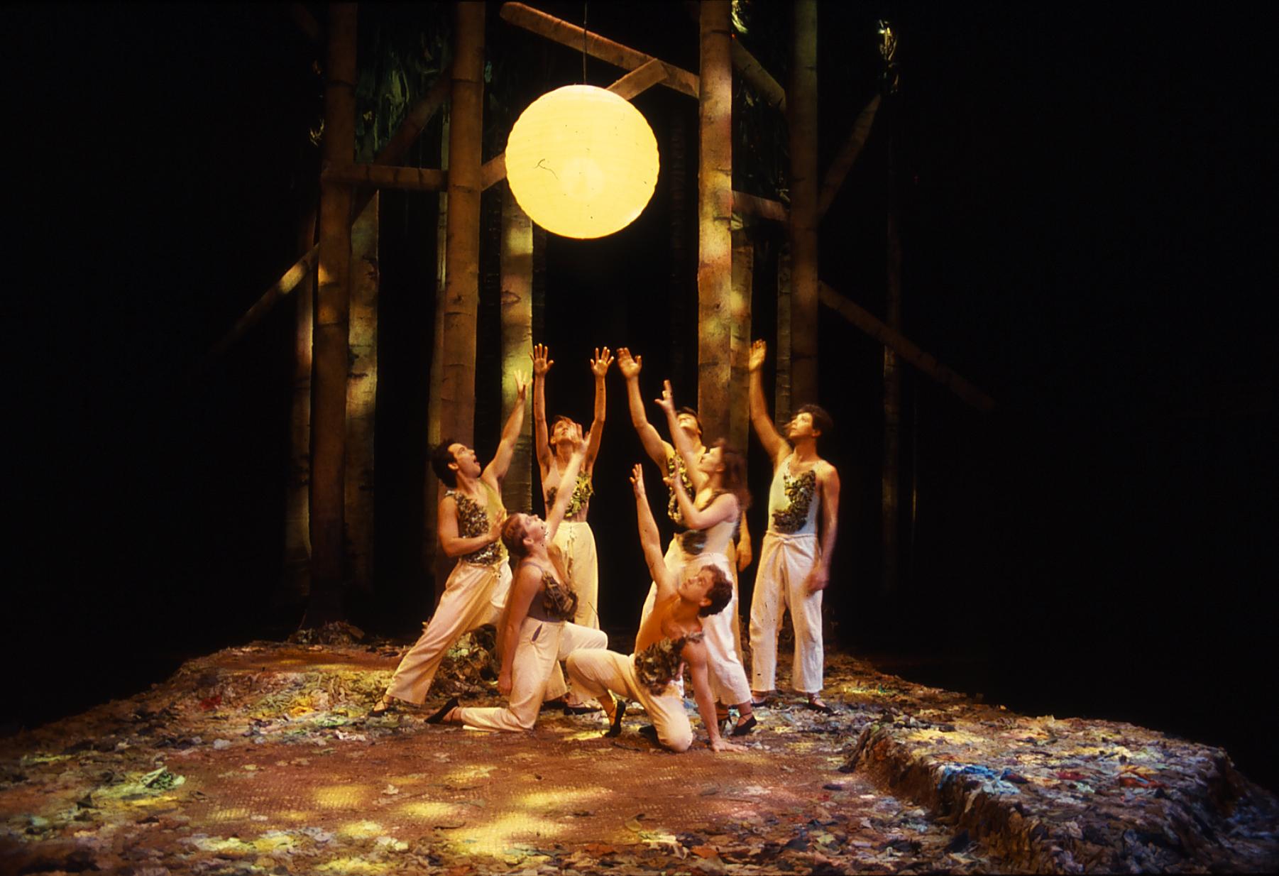 La ópera basada en 'El Sueño de una Noche de Verano' de Shakespeare, en el Teatro Massimo de Palermo